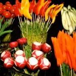 Fresh Vegetable Bouquets