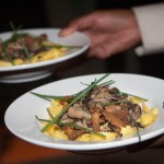 Tagliatelle with Sauteed Wild Mushrooms