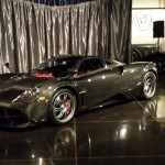 Pagani Huayra at the Petersen Museum